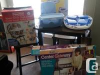 Baby lot of stuff.  Buy induvidually or as a whole.