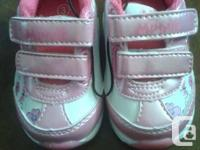 I have 2 sets of footwears they are all new still in