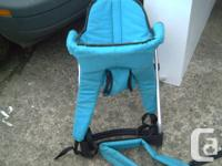 back pack for baby    delivery available at extra cost