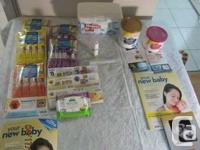 Brand new ! sealed , Baby Starter kit for 0-12 months,