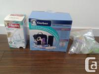 New and gently used baby items for sale (smoke and pet