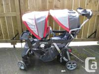 I am offering Baby Trend Sit and Stand/Double tandem