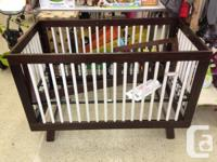 We have a Babyletto Hudson 3 in 1 crib that is
