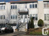 Appartement for rental fee 31/2 Saint-Leonard - Heat