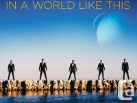 Backstreet Boys: In A World Like This Tour  Thursday