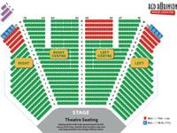 2 Row M, right in the centre hard copy seats to this
