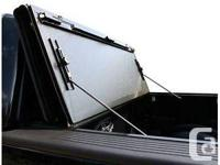 Technical Specs of BAKFlip G2 Tonneau Cover Panel