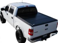 The G2 Aluminum Hard Folding Cover offers maximum theft
