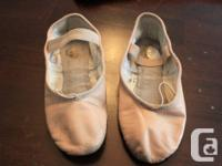 Ballet Slippers, Size 1, good used condition. Asking $8