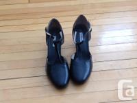 So Danco Ballroom Dance Shoes. Worn twice indoors for