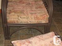WELL BUILT, WELL CARED FOR.SET INCLUDES 2 SEATER