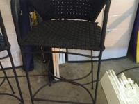 4 bar stools in excellent condition. $80.00 for all 4.