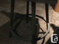 High Quality Bar Stools for sale. Made in North