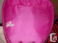 Selling this great condition barbie case for only