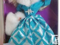 Barbie Winter Renaissance Doll, Brand New in Box BNIB