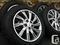 ALMOST NEW MICHELIN PRIMACY MXV-4 -V rated on ORIGINAL