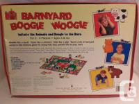 Imitate the animals and boogie to the barn 2-4 players,