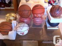 Big Auto/Signed Collections for sell from signed NBA