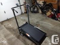 This treadmill is in great shape. Was purchased from