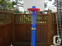 Fisher Price Little Tikes Pro BasketBall Set Ages 2 -