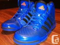 10.5 Basketball shoes in top condition. Only used