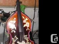 I utilize this for playing bluegrass. It is a 4 string