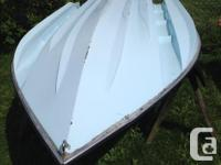 Bathtub Boat & Motor For Sale $850 OBO Boat & motor