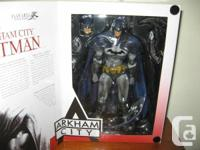 Hi,  I am selling a Batman Arkham City No.1 Action