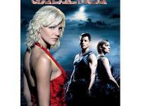 Battle Star Gallactica 5 disk set.. Season One Great