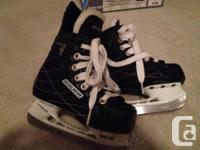 Bauer Nexus 22 Hockey Skates, Children's Size Y9