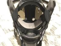 For sale is a used Bauer Profile 940 Sr Goalie Mask.