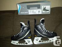 New in the box pair of senior hockey glides. Never been