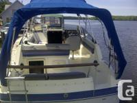 Bayliner 2455 Ciera This is a really nice clean 1989