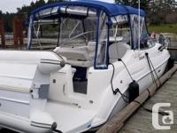 Step aboard this economical family cruiser , 27.5 foot
