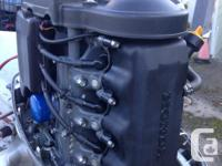 bayliner 17 ft outboard honda four stroke 50 from mid
