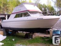 23ft Bayliner in exceptional structural state. New