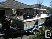 I am selling my well looked after 1984 Bayliner Trophy