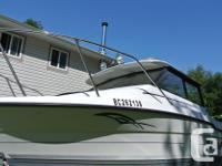 1992 Bayliner Trophy 21' Great Condition Mercury 3L