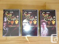 BBC Autumn Of Eagles VHS Tapes - Episodes 1-13 (except