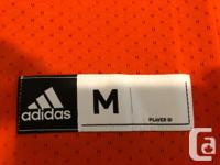 Brand new with tags, genuine jersey from adidas. NOT a