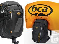 BCA Float 30 Avalanche Airbag Backpack  I have barely