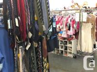 Find an AMAZING selection of clothes, for all ages,