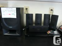 Sony BDVE390 BLU-RAY HOUSE THEATRE SYSTEM 5.1. Regent