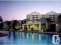 Use my timeshare Vacation week in Florida east or west