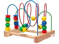 Marketing Bead Roller Coaster Toy. - Made to develop