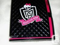 Monster High Password Diary $20Voice turned on diary