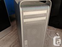 Intel Xeon 5150 @ 2.66 GHz x 2 12 GB RAM 2 TB HD x 2 4