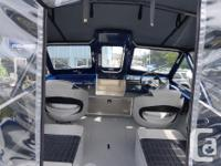 2017 Northwest Boats 208 Seastar Outboard THE FULLY