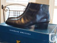 One pair of Giorgio Brutini 155481 Ankle boots, with