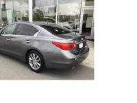 Make Infiniti Model Q50 Year 2014 Colour Grey kms